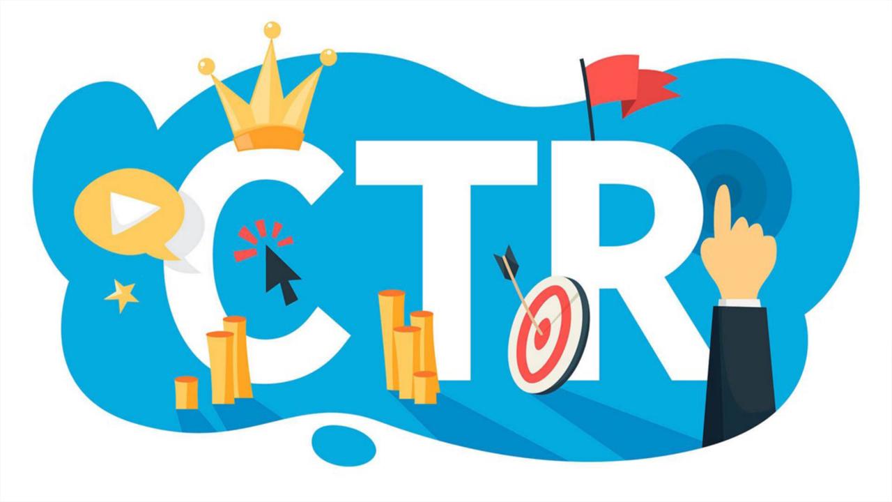 Tıklama Oranı (CTR) Nedir-CTR Nasıl Arttırılır